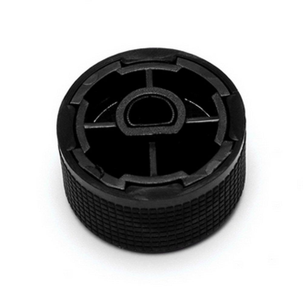 BOOMBOOST Lega di Alluminio Auto Aria Condizionata manopola Audio Pulsante di Controllo dellinterruttore Nero
