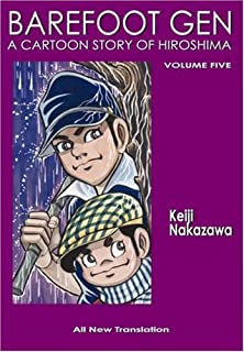 Barefoot gen vol 2 the day after keiji nakazawa 9780867196191 5 barefoot gen volume five the never ending war paperback fandeluxe Choice Image