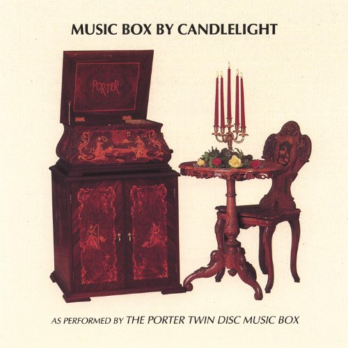 Music Box By Candlelight (Candle Box Songs)