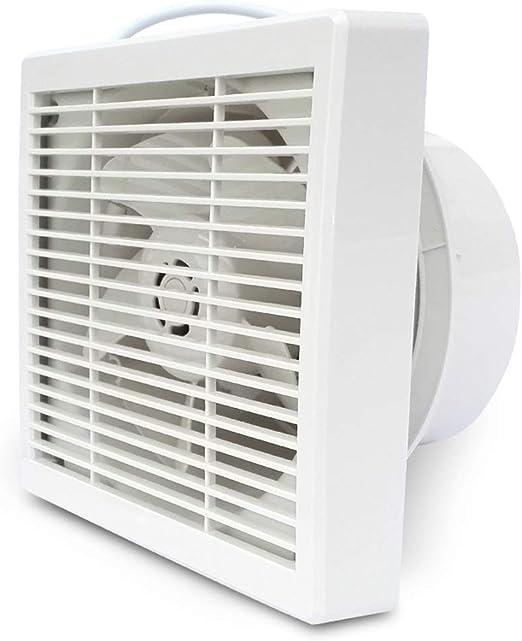 QIQIDEDIAN Ventilador de Escape, Ventilador de ventilación de la ...