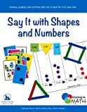 Say It with Shapes and Numbers, Marlene Kliman, 0989792463