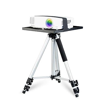 IGRNG Mini proyector Trípode Aleación de Aluminio Luz ...