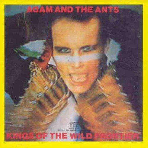 CD : Adam Ant - Kings of the Wild Frontier (CD)