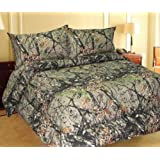 Amazon Price History for:WOODLAND CAMOUFLAGE - 6 Piece 800 Count Microfiber Sheet Set - FULL