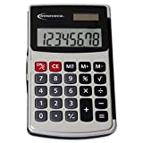 Innovera 15920 Handheld Calculator, 8-Digit LCD