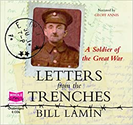 Book Letters from the Trenches (unabridged audiobook)