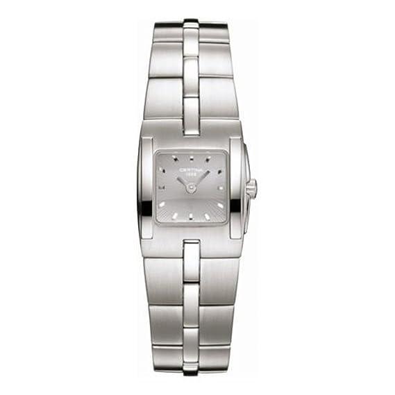 CERTINA DS Donna Reloj DE Mujer Cuarzo Correa DE Acero C322.7138.42.61