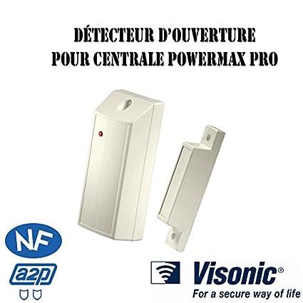 Detector de apertura para central de alarma PowerMax Pro
