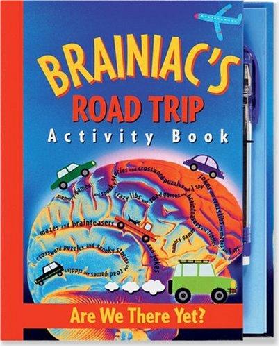 Brainiac's Road Trip Activity Book (Activity Books) (Activity Journals)