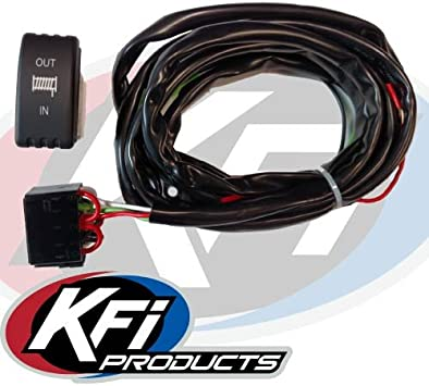 KFI UTV-DRS-K ATV//UTV Dash Mounted Rocker Switch KIT