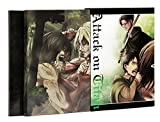 Animation - Attack On Titan Part 2: Wings Of Freedom (Jiyu No Tsubasa) (Movie) (DVD+CD) [Japan LTD DVD] PCBG-52448
