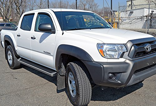 2017 Toyota Tacoma Running Boards >> Iboard Running Boards Style Custom Fit 2005 2017 Toyota