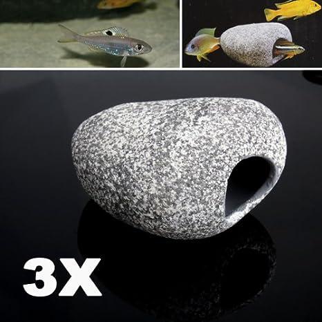 "Small Barnacle Cluster 5-7/"" Aquarium Fish Tank and Terrarium Ornament"