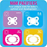 MAM Pacifiers, Baby Pacifier 0-6 Months, Best