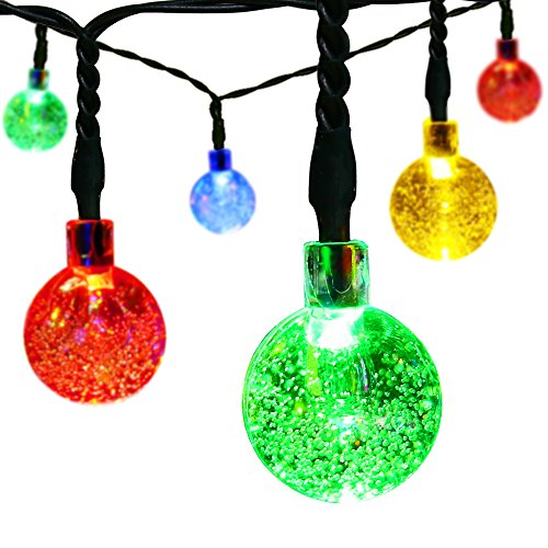 100 Bulb Multi Color Miniature Led Christmas Light Set - 2