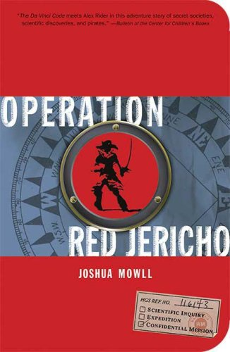 Operation Red Jericho: The Guild of Specialists Book 1