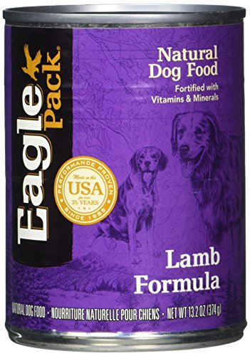 Eagle Pack Lamb Formula Can Dog Food 12 Pack