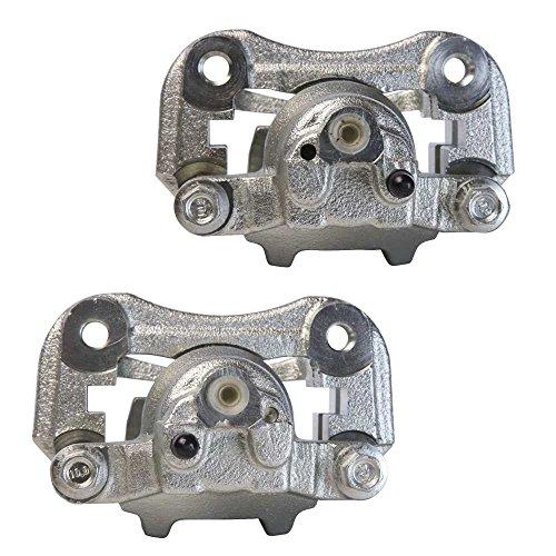 Highlander Rear Brake (Prime Choice Auto Parts BC30148PR Rear Pair of Brake Calipers)