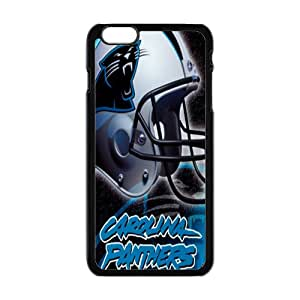NFL Carolina Panthers Helmet Cell Phone Case for Iphone 6 Plus