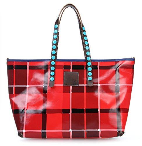 multicolored shopping Gabs Bolso Lucrezia XL Gabsille Swxwq1g64