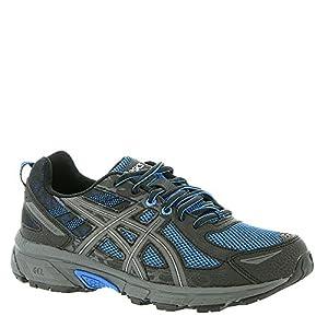 ASICS Mens Gel-Venture 6 Running Shoe, Victra Blue/Blue/Black, 8.5 D(M) US