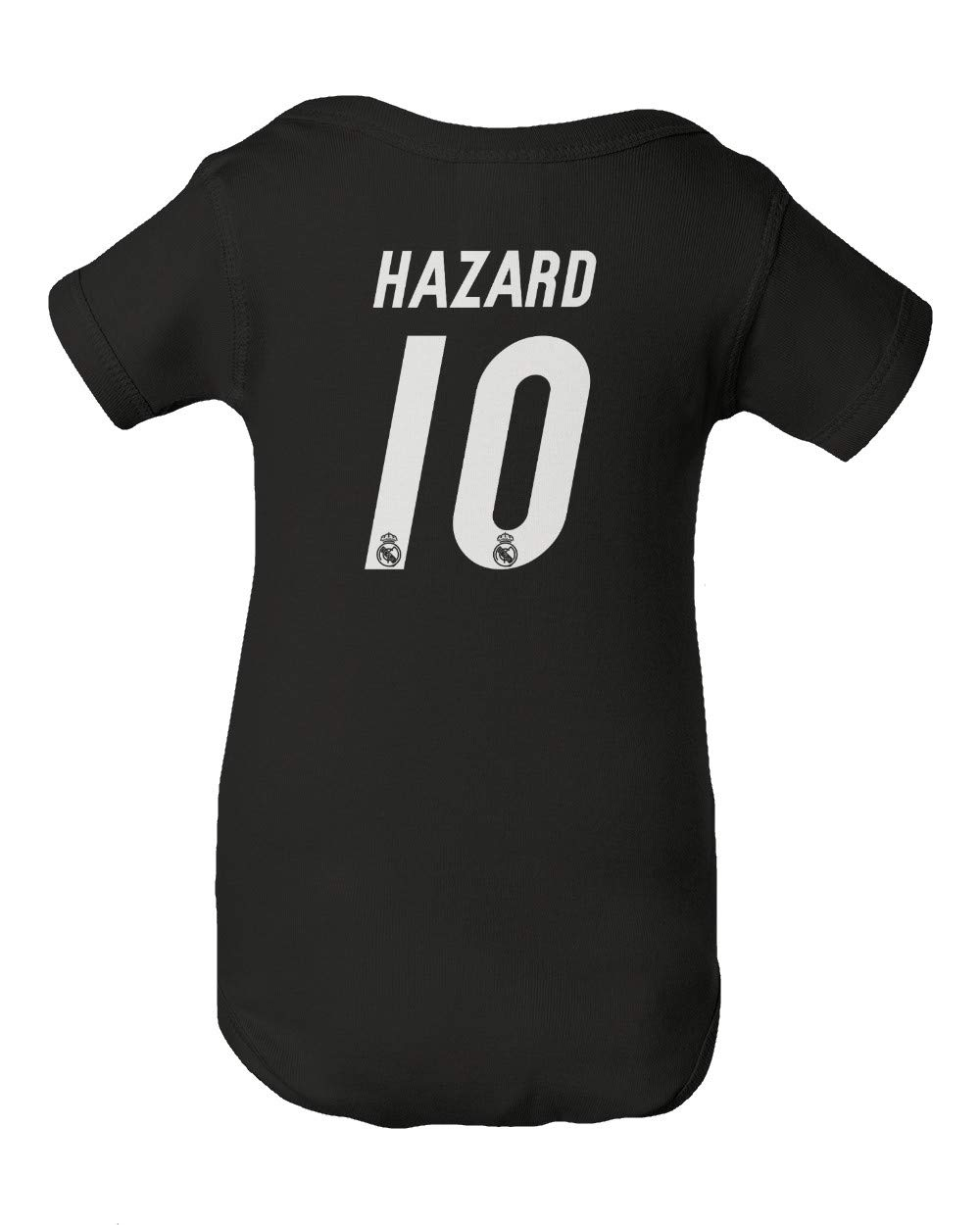 Amazon.com: Tcamp Real Madrid Eden Hazard #10 - Camiseta de ...