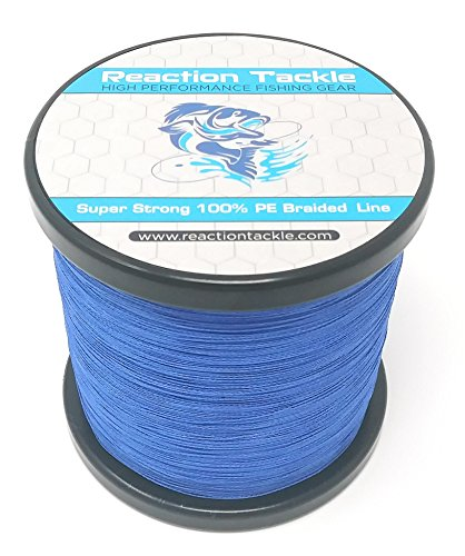 Reaction Tackle Diamond Blue 20LB 500yd For Sale