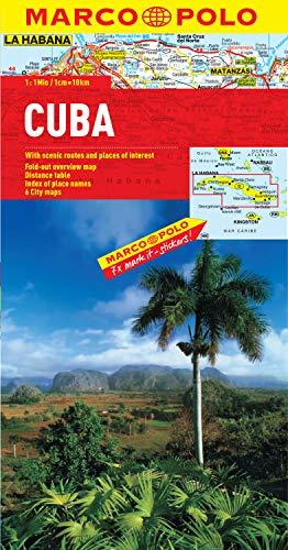 Cuba Marco Polo Map (Marco Polo Maps)