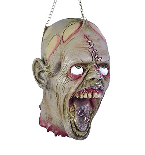 Bristol Novelty HI237 Hanging Dead Head, Multi-Colour, One Size]()
