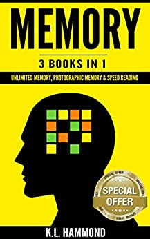 Memory: 3 Books in 1 (Unlimited Memory, Photographic