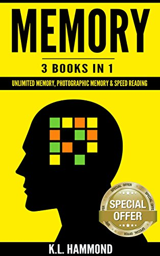 Memory: 3 Books in 1 (Unlimited Memory, Photographic Memory & Speed ()