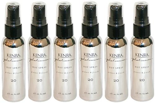 kenra hair products hot spray - 7