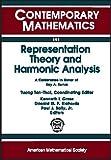 Representation Theory and Harmonic Analysis, Tuong Ton-That, 0821803107