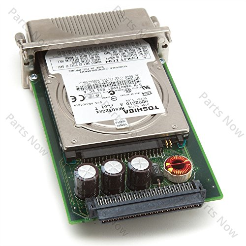 - HP Color LaserJet 5500 Hard Drive 10 GB - Refurb - OEM# J6054b - Eio