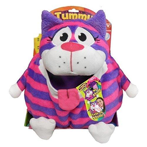 Tummy Stuffers Wild Ones! Striped Cat