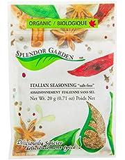 Splendor Garden organic Italian Seasoning Sf,20.0 Gram