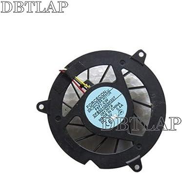 DBTLAP Ordenador portátil CPU enfriamiento Ventilador para Acer Aspire 4710G 4715Z 4920G 4710 4315 4310 3050 5050 5920 Ordenador portátil enfriamiento Ventilador enfriamiento VentiladorS: Amazon.es: Electrónica