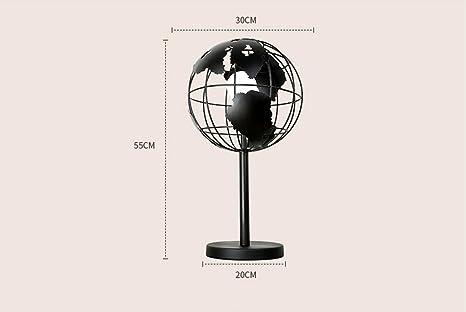 Wcui globe lampe wohnzimmer schlafzimmer lights study bar lampe