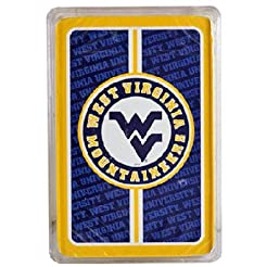 NCAA West Virginia Mountaineers Bullseye...