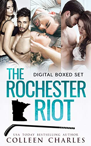 Colleen Place - The Rochester Riot Digital Boxed Set: The Slot - The Crease - The Rebound