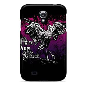 IanJoeyPatricia Samsung Galaxy S4 Best Cell-phone Hard Covers Support Personal Customs High Resolution Three Days Grace Pattern [NlD16695FZCd]