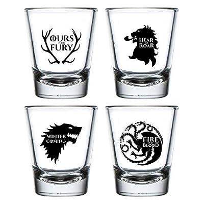 GOT Beer Glasses