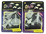 Glow in the Dark Space Planes, Glow in the Dark Spachships