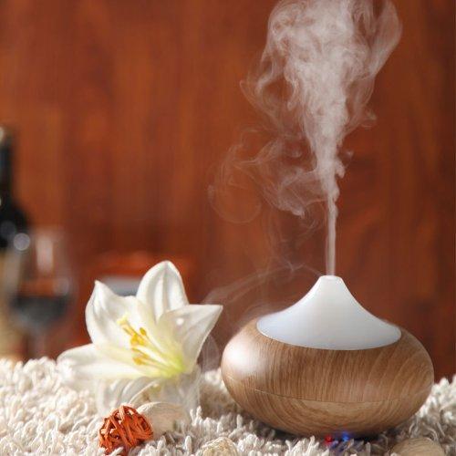 BlueFire Aromatherapy Essential Ultrasonic Humidifier