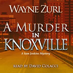 A Murder in Knoxville Audiobook