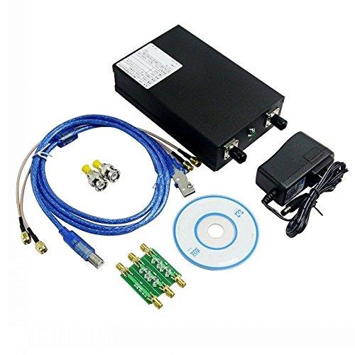 FidgetFidget Audio Frequency Sweeper Signal Generator Analyzer NWT300AF-BNC 20Hz-300MHz ()