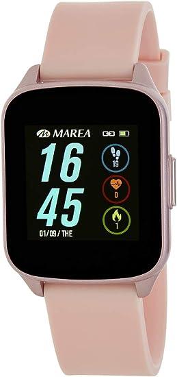 Reloj Marea Smart Watch B59001/4 Rosa: Amazon.es: Relojes