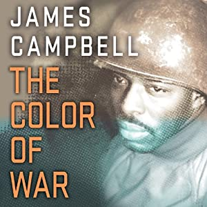 The Color of War Audiobook