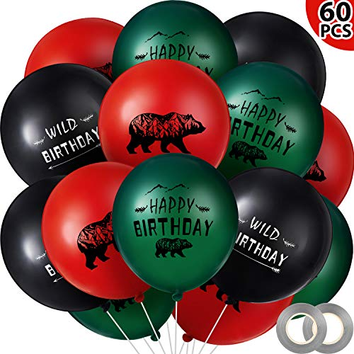 Top 10 best lumberjack balloons for first birthday: Which is the best one in 2020?