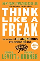 The New York Times bestselling Freakonomics changed the way we see the world, exposing the hidden side of just about everything. Then came SuperFreakonomics, a documentary film, an award-winning podcast, and more.             ...